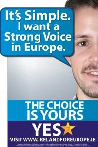 Ireland for Europe