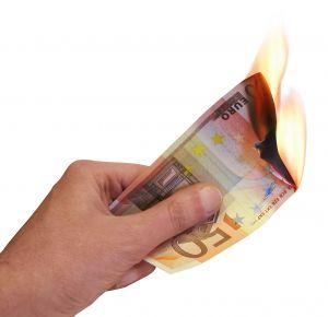 argent brûlé